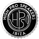 High Pro Speakers Ibiza