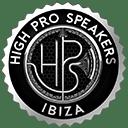High Pro Speakers Ibiza